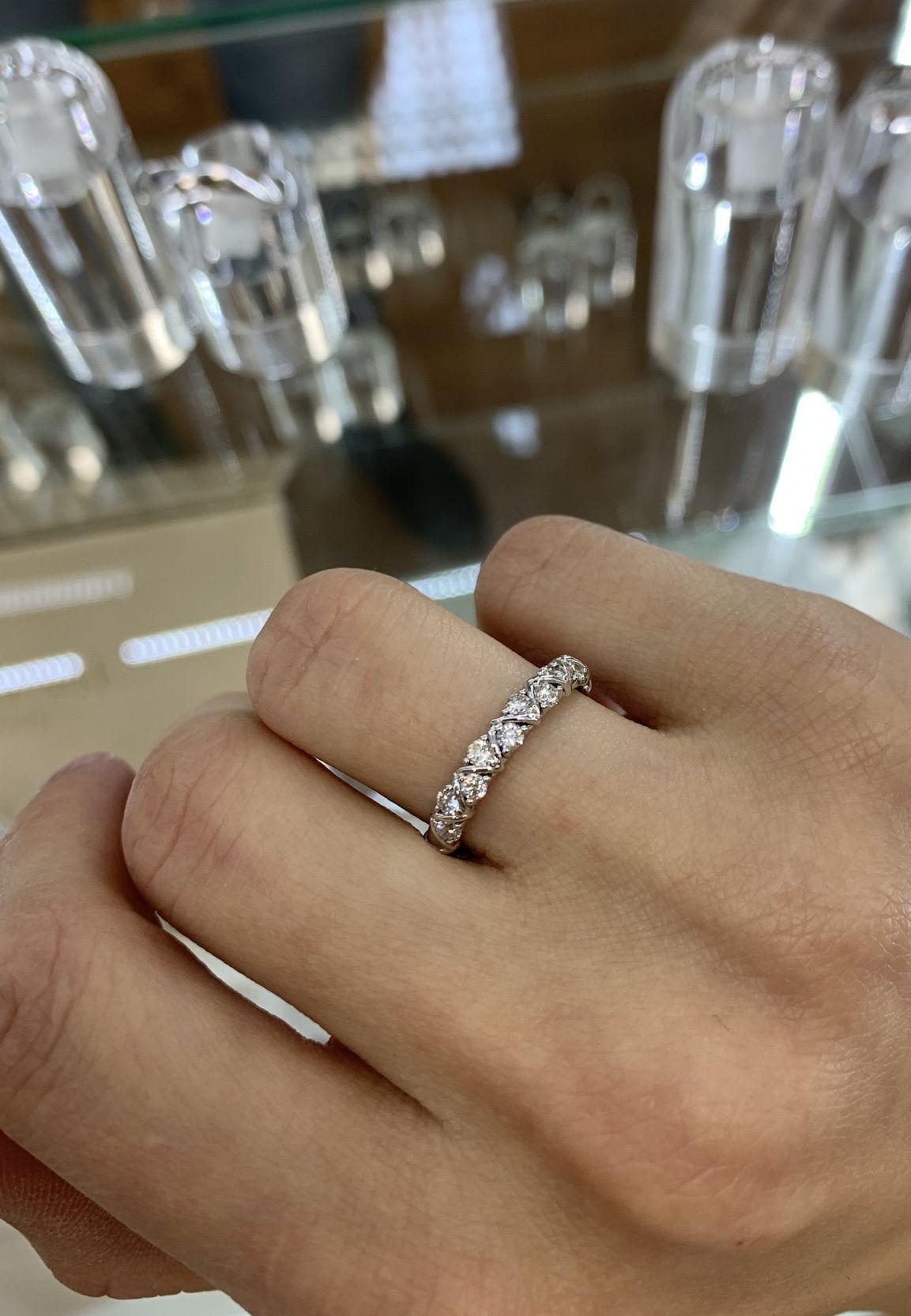 E10 - обручальное кольцо