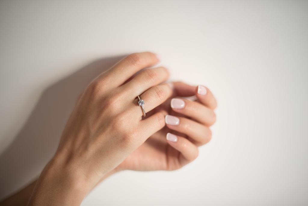 Как угадать размер кольца?